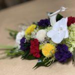 胡蝶蘭のプリザーブド仏花