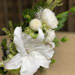 カサブランカのプリザーブド仏花