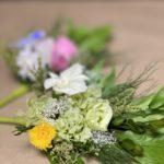 ミニサイズのプリザーブド仏花