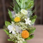 人気上昇中のプリザーブド仏花