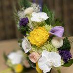仏壇に映える胡蝶蘭のプリザーブド仏花