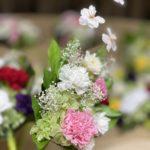 人気のプリザーブド桜仏花