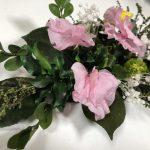 スイートピーのプリザーブド仏花が買えるのは永咲花だけ