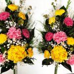 大きめサイズの仏花でよく売れている仏花はこちら