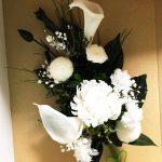 永咲花のプリザーブド仏花なら使わないときに保管できます