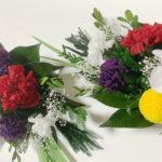 デンファレの仏花