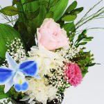 小サイズの新作仏花ができました